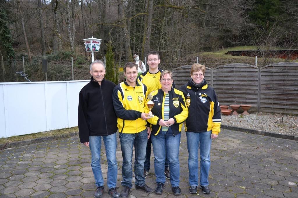 Bezirksligafinale 01.02.2014 Hauingen